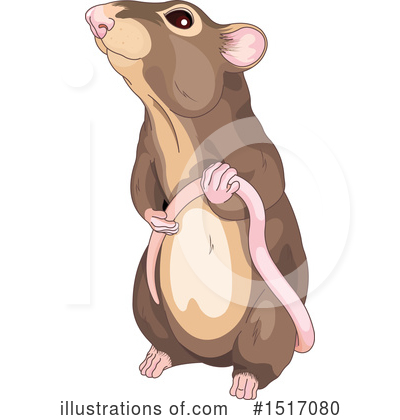 Rat Clipart #1517080 by Pushkin
