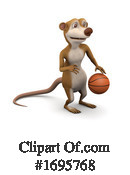 Rat Clipart #1695768 by Steve Young