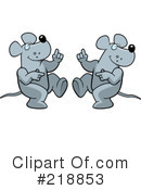 Rat Clipart #218853 by Cory Thoman