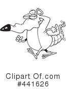 Royalty-Free (RF) Rat Clipart Illustration #441626