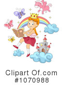Reading Clipart #1070988 by BNP Design Studio