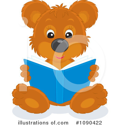 Bear Clipart #1090422 by Alex Bannykh