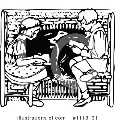 Reading Clipart #1113131 by Prawny Vintage