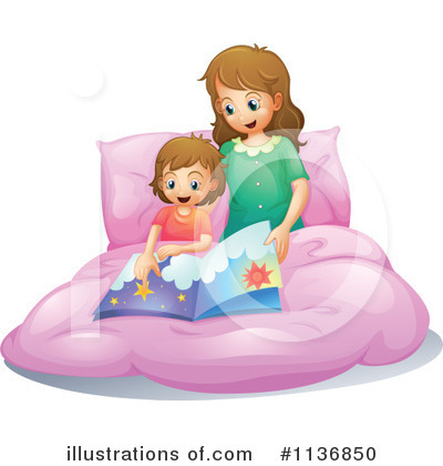 Bed Clipart #1136850 by Graphics RF
