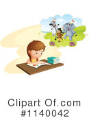 Reading Clipart #1140042