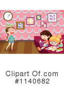 Reading Clipart #1140682