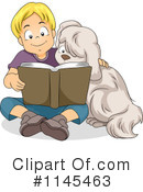 Reading Clipart #1145463