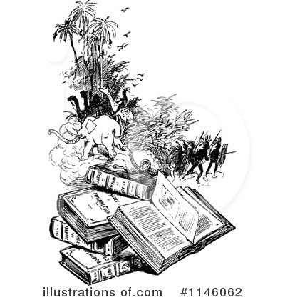 Literature Clipart #1146062 by Prawny Vintage