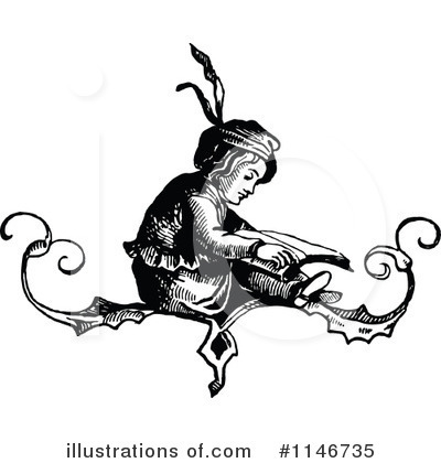 Literature Clipart #1146735 by Prawny Vintage
