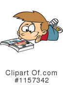 Reading Clipart #1157342