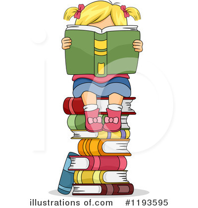 Book Clipart #1193595 by BNP Design Studio