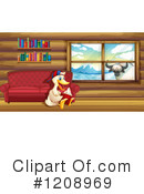 Reading Clipart #1208969