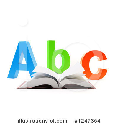 Book Clipart #1247364 by Mopic