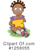 Reading Clipart #1258055
