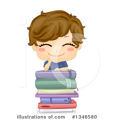 School Children Clipart #1346580 by BNP Design Studio