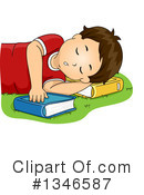 Reading Clipart #1346587