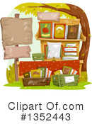 Reading Clipart #1352443 by BNP Design Studio