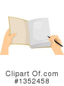 Reading Clipart #1352458
