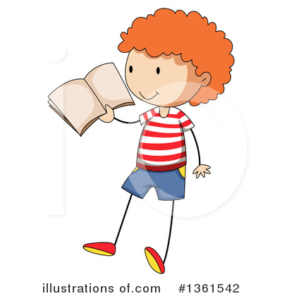 School Boy Clipart #1361542 by Graphics RF