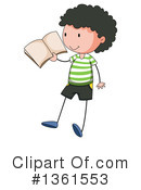 Reading Clipart #1361553
