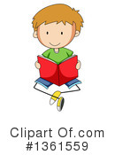 Reading Clipart #1361559