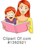 Reading Clipart #1362921