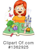 Reading Clipart #1362925