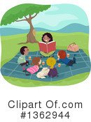 Reading Clipart #1362944