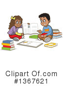 Reading Clipart #1367621