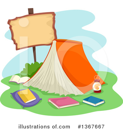 Tent Clipart #1367667 by BNP Design Studio