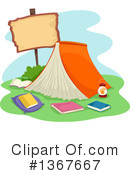 Reading Clipart #1367667 by BNP Design Studio