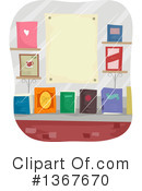 Reading Clipart #1367670 by BNP Design Studio