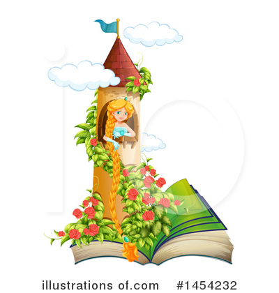 Rapunzel Clipart #1454232 by Graphics RF