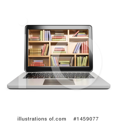 Laptop Clipart #1459077 by Texelart