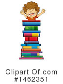 Reading Clipart #1462351 by Graphics RF