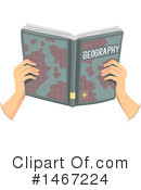 Reading Clipart #1467224 by BNP Design Studio
