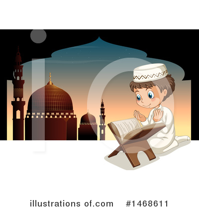 Mosque Clipart #1468611 by Graphics RF