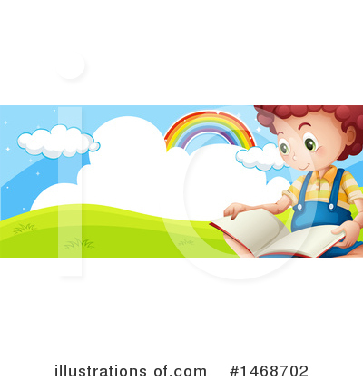 Rainbow Clipart #1468702 by Graphics RF