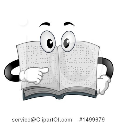 Book Clipart #1499679 by BNP Design Studio