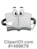 Royalty-Free (RF) Reading Clipart Illustration #1499679
