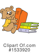 Reading Clipart #1533920