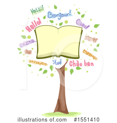 Reading Clipart #1551410 by BNP Design Studio