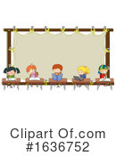 Reading Clipart #1636752 by Graphics RF