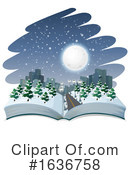 Reading Clipart #1636758 by Graphics RF