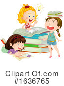 Reading Clipart #1636765 by Graphics RF