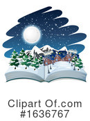 Reading Clipart #1636767 by Graphics RF