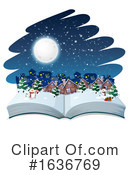 Reading Clipart #1636769 by Graphics RF