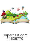 Reading Clipart #1636770 by Graphics RF