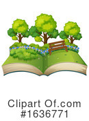Reading Clipart #1636771 by Graphics RF