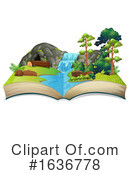 Reading Clipart #1636778 by Graphics RF